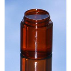Pilulier CLV 065ml PETG Ambr
