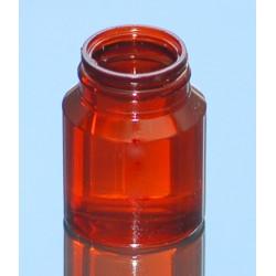 PILULIER CLASSIC 030ml P31.5x16 PETG ambré
