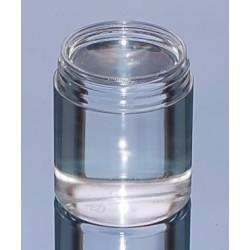 PILULIER CLASSIC PETG CRISTAL 150ML P60x16