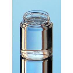 Pilulier CLV 065ml PETG Cristal