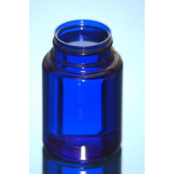 Pilulier USM 150ml PETG Bleu
