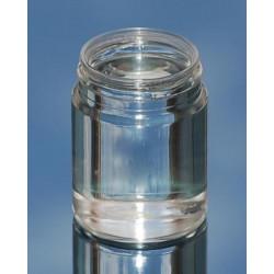 PILULIER CLASSIC 065ml PETG  Cristal P43x16