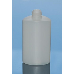 OVALE TED 200 ML PEHD NAT 24/410