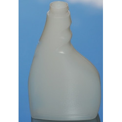 FLACON PEHD NAT PULVE TRIGGY 500 ML