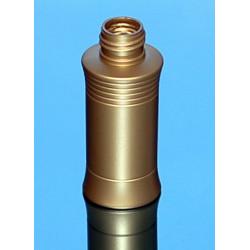 FLACON PEHD 075 ML SPOOLSTRIP PEHD Bronze