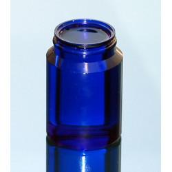 PILULIER CLASSIC 090ml P43x16 PETG Bleu