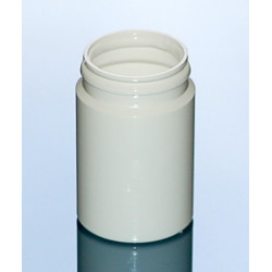PILULIER CLASSIC 075 ML PETG Blanc P43x16