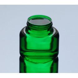 Pilulier US 125ml P43x16 PETG Vert