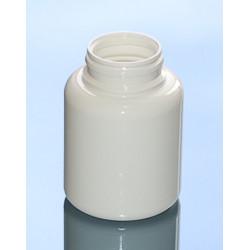 Pilulier US 200ml P43x16 PETG BLANC