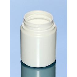 Pilulier CLV 065ml PEHD BLANC 38/400