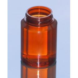 Pilulier CLV 090ml PETG AMBRE